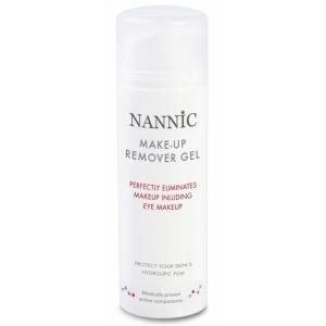 Средство для снятия макияжа, 100мл - Nannic Eye Make-up Remover