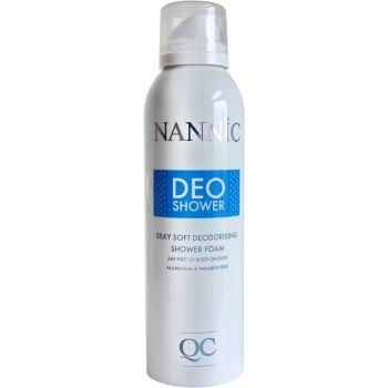 Дезодорирующий гель для душа - Nannic QC DEOdouche