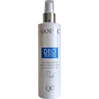 Дезодорирующий спрей для одежды, 250мл - Nannic QC DEO Textile
