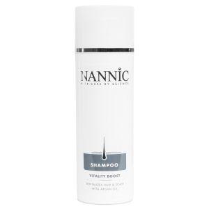 Шампунь Виталити буст, 150мл - Nannic HSR Age-Control Vitality Boost Shampoo