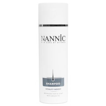 Восстанавливающий увлажняющий шампунь - Nannic HSR Age-Control Vitality Boost Shampoo
