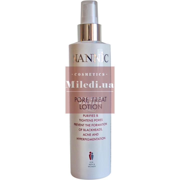 Тоник-лосьон очищающий - Nannic Pore Treat Lotion