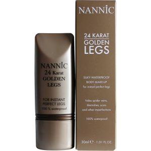 Суперсаник Золотые ноги и тело, 30мл - Nannic Golden Legs & Body