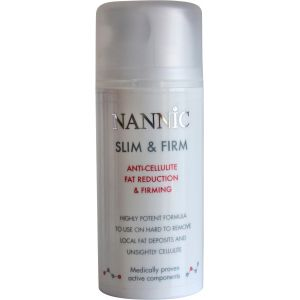 Антицеллюлитная сыворотка Жиросжигатель, 150мл - Nannic Slim & Firm