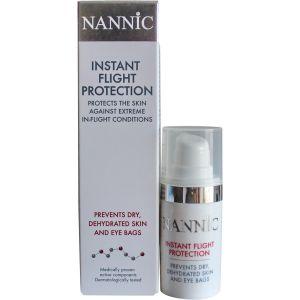 Крем-сыворотка Мгновенная экстра защита от отеков вокруг глаз (Нанник) - Nannic Instant Flight Protection
