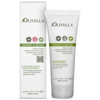 Крем для рук на основе оливкового масла, 75мл - Olivella Hand Cream
