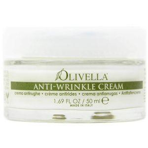 Крем против морщин на основе оливкового масла, 50мл - Olivella Anti-Wrinkle Cream