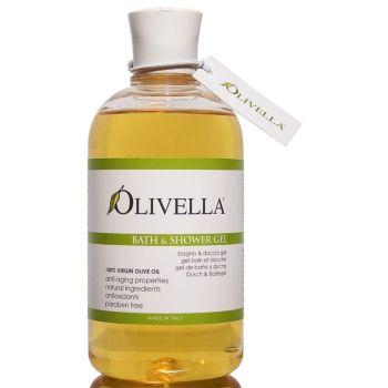 Гель для душа на основе оливкового масла, 500мл - Olivella Bath & Shower Gel Classic