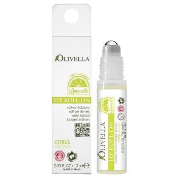 Бальзам для губ Лимончелло, 10мл - Olivella Lip Roll-on Limoncello