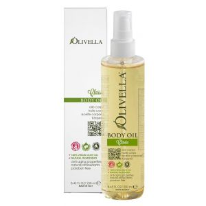 Масло для тела тонизирующее, 250мл - Olivella Body Oil Classic