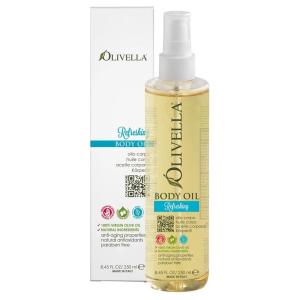 Масло для тела освежающее, 250мл - Olivella Body Oil Refreshing