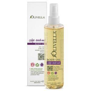 Масло для тела от растяжек, 250мл - Olivella Anti-Stretch Mark Body Oil