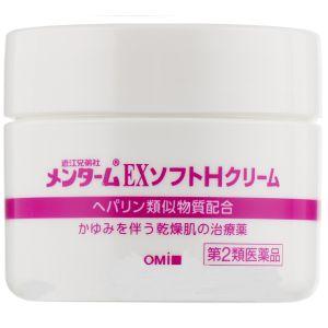 Крем противовоспалительный для лица, 40мл - Omi Brotherhood Menturm EX Soft H Cream