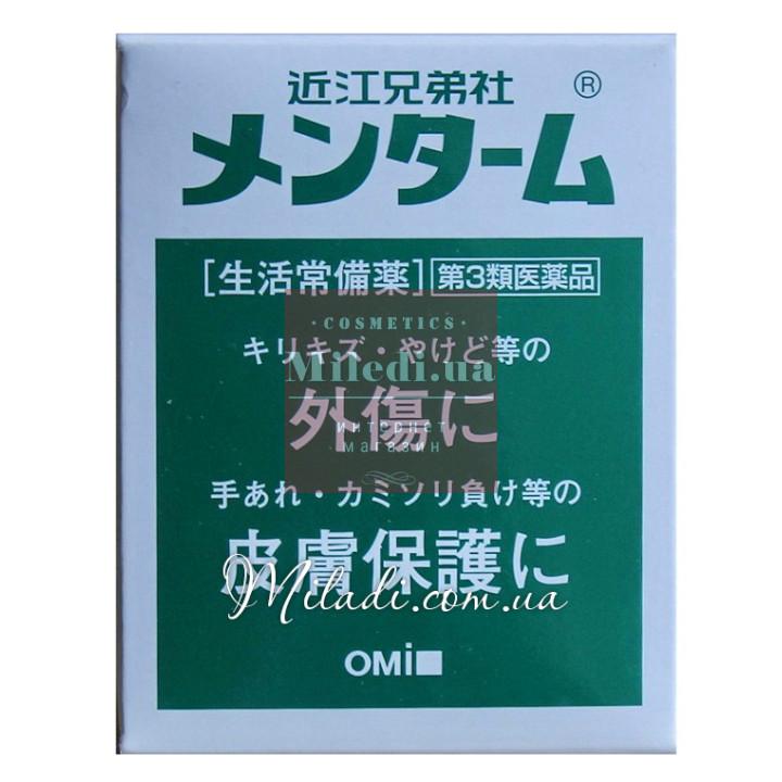 Бальзам регенерирующий для лица и тела «Ментурм» - Omi Brotherhood Menturm Ointment, 85мл