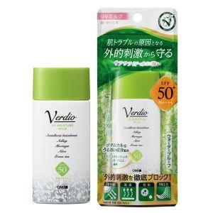 Солнцезащитное молочко Вердио SPF50+, 40мл - Omi Brotherhood Verdio UV Moisture Milk SPF50+ PA++++