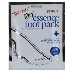 Маска питательная смягчающая для сухой с шелушениями кожи стоп - Petitfee Dry Essence Foot Pack