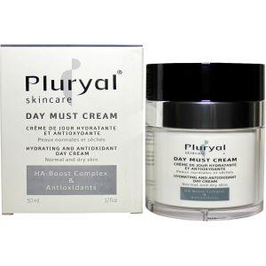 Увлажняющий дневной крем антивозрастной уход (Плюреаль) - Pluryal Skin Care Day Must Cream