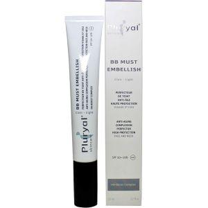 ВВ крем с фото-защитой (натуральный тон) Плюриаль - Pluryal Skin Care BB Must Embellish Light SPF50+