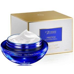 Крем-комплекс дневной для нормальной и жирной кожи - Dead Sea Premier Day Cream Complex For Normal to Oily skin SPF17