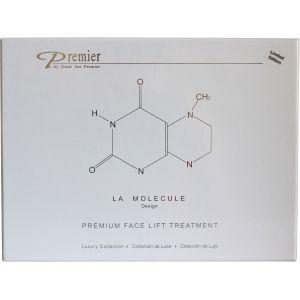 Набор для лифтинга Молекула - Dead Sea Premier Premium Face Lift Kit