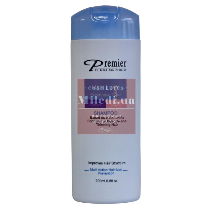 Шампунь против выпадения волос - Dead Sea Premier Anti Hair Loss Shampoo
