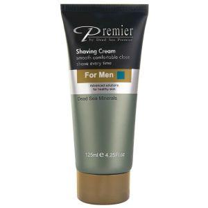 Крем-гель для бритья, 125мл - Dead Sea Premier Shaving Cream