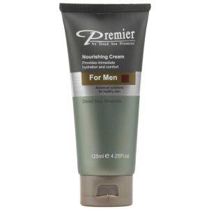 Крем питательный для мужчин, 125мл - Dead Sea Premier Nourishing Cream for Men
