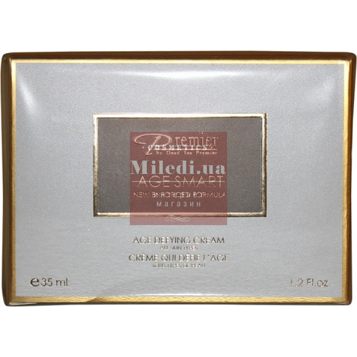 Антивозрастной крем против морщин - Dead Sea Premier Anti - Aging Cream, 35мл