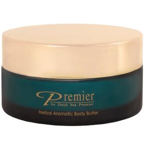 Масло для тела Луговые травы, 175мл - Dead Sea Premier Herbal Aromatic Body Butter