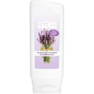 Гель для душа с лавандой, 200мл - Ryor Lavender Shower Gel