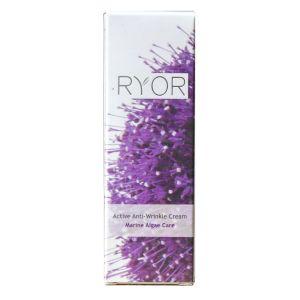 Активный крем против морщин с морскими водорослями, 50мл - Ryor Active Anti-Wrinkle Cream