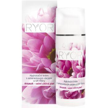Гидратный крем с амарантовым маслом, 50мл - Ryor Hydrant Cream with Amaranth Oil with UV filters