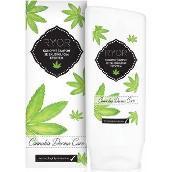 Конопляный шампунь с укрепляющим эффектом, 200мл - Ryor Hemp Shampoo with Soothing Effect