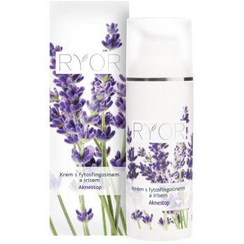 Крем Акнестоп с фитосфингосином и ирисом, 50мл - Ryor Cream with Phytosphingosine & Iris