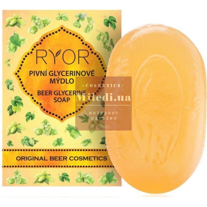 Глицериновое мыло с экстрактом хмеля - Ryor Beer Glycerine Soap