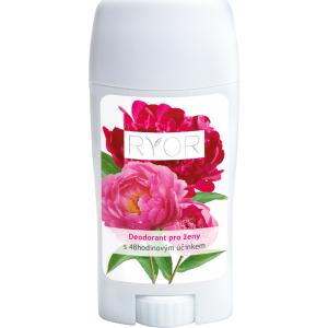 Дезодорант для женщин с 48-часовым эффектом, 50мл - Ryor Deodorant 48-Hour Protection For Women
