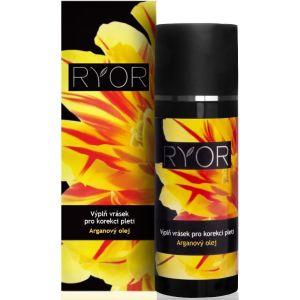 Заполнитель морщин с маслом арганы, 50мл - Ryor Wrinkle Filler for Skin Correction