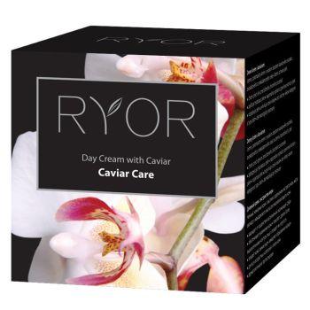 Дневной крем с экстрактом икры, 50мл - Ryor Caviar Care Day Cream Caviar