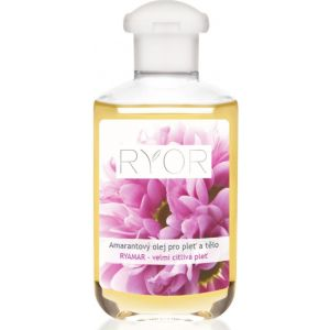 Амарантовое масло для лица и тела, 150мл - Ryor Amaranth Body & Skin Oil