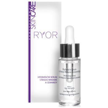 Сыворотка с водорослями и керамидами, 15мл - Ryor Professional Skin Care Moisturizing Serum Wakame Seaweed Ceramides
