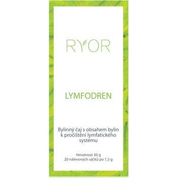 Лимфодренажный чай для детокса, 20шт - Ryor Lymfodren Tea Bags