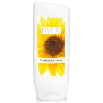 Молочко для автозагара, 200мл - Ryor Self-Suntan Milk