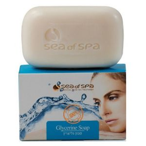 Мыло глицериновое, 125гр - Sea of Spa Dead Sea Moisturizing Glycerine Soap