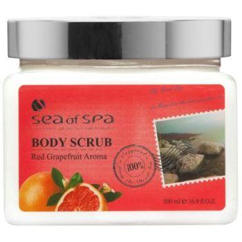 Скраб для тела Грейпфрут, 500мл - Sea of Spa Body Scrub Red Grapefruit Aroma