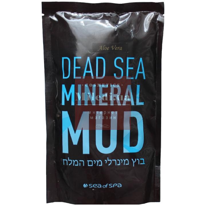 Грязь минеральная Мертвого моря - Dead Sea Mineral Mud, 600гр