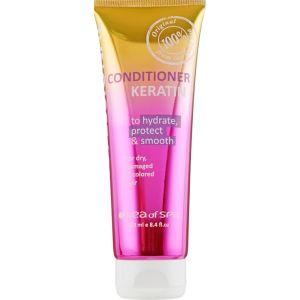 Кондиционер с кератином для сухих волос, 250мл - Sea of Spa Conditioner Keratin