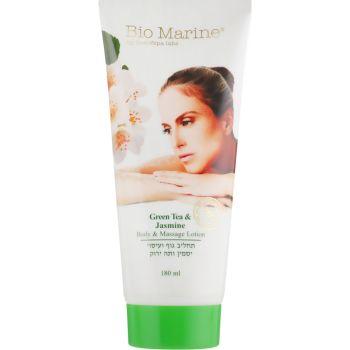 Лосьон для тела и массажа Жасмин и зеленый чай, 180мл - Sea of Spa Bio Marine Body & Massage Lotion Jasmine & Green Tea
