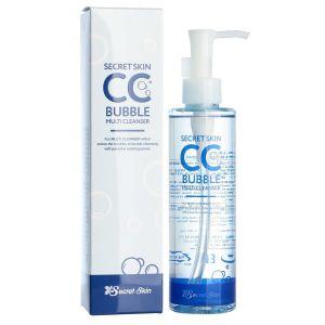 Микропена для снятия макияжа, 210мл - Secret Skin CC Bubble Multi Cleanser