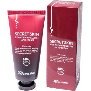 Крем для рук с пептидом змеиного яда, 50мл - Secret Skin Syn-Ake Wrinkleless Hand Cream