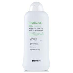 Гель для душа увлажняющий гипоаллергенный - Sesderma Laboratories Hidraloe Body Wash 5% Aloe Vera